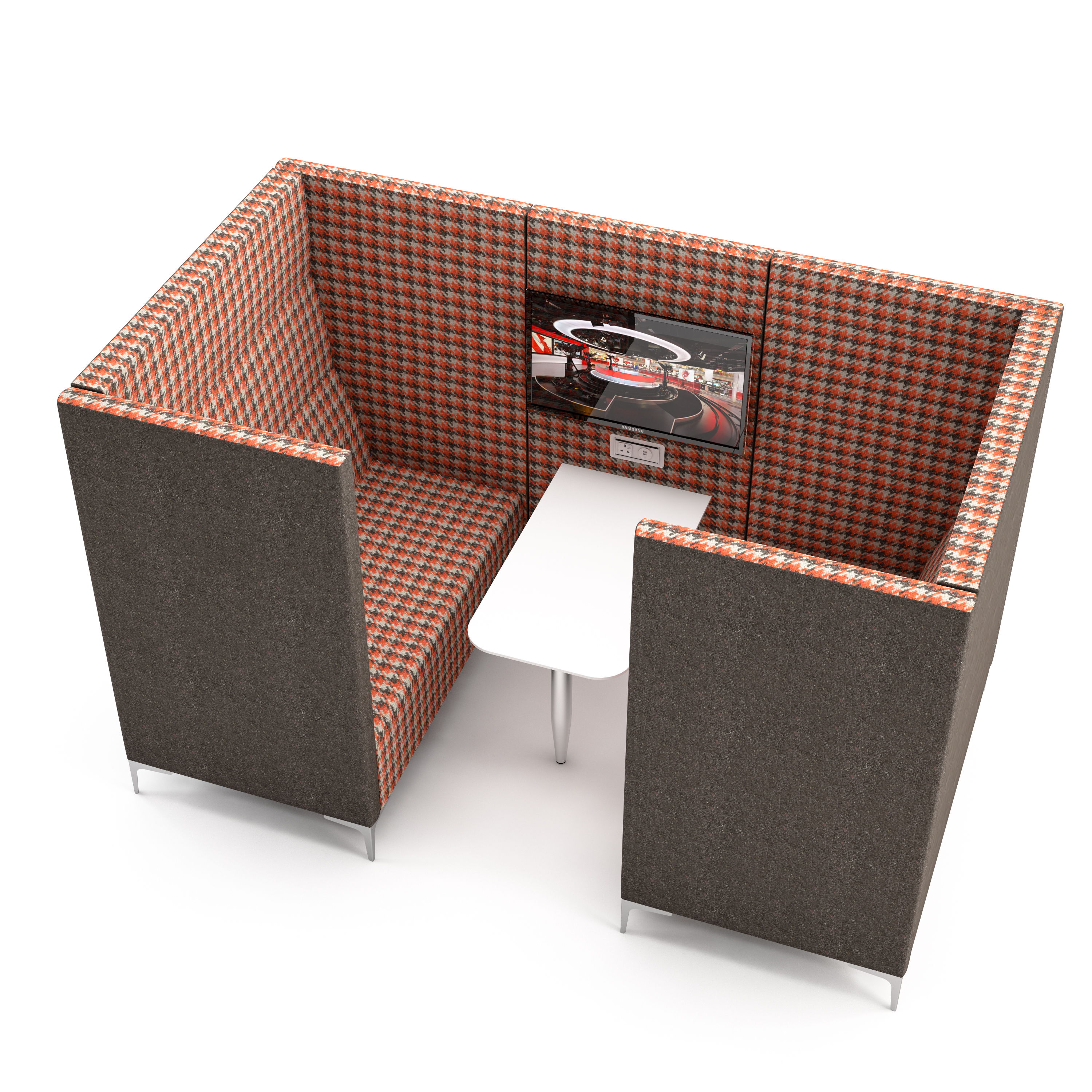 huddle cave furniture pods. Black Bedroom Furniture Sets. Home Design Ideas